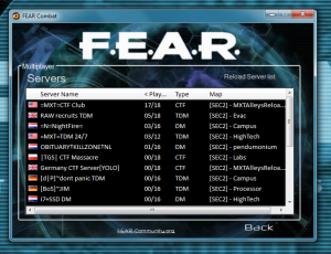 The FEAR Launcher 1.4