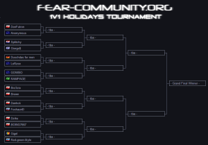 FEAR 1v1 Tournament 2013